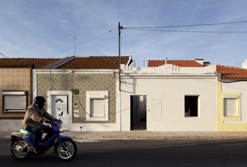 Casa na Rua Humberto de Sousa, Montijo